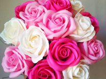 Неувядающие розы