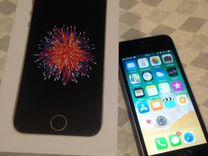 iPhone se 16Гб