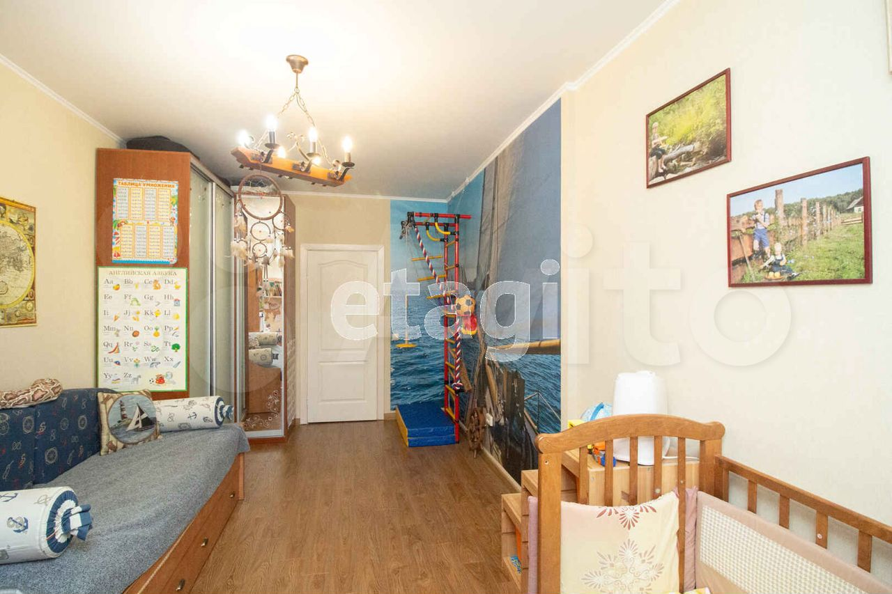 2-к квартира, 70 м², 8/20 эт.  89832204753 купить 7
