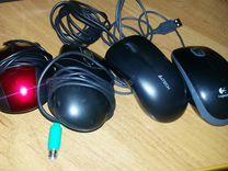 Продам четыре мышки