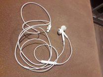 Наушники earpods — Аудио и видео в Геленджике