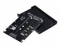 "Адаптер M.2 ngff SSD в SATA III в 2,5"" корпус"
