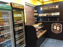 Откроем магазин пива или бар под ключ по франшизе