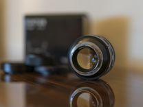 Voigtlander 50mm f1.1