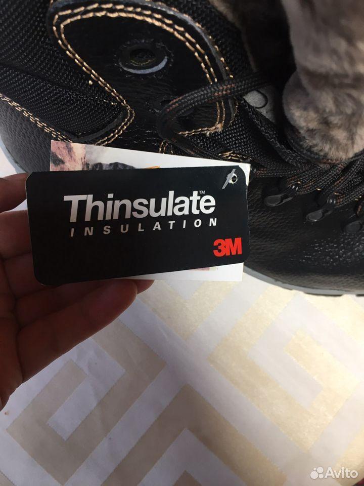 Строительные ботинки  89218494339 купить 5
