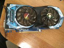 Видеокарта gigabyte Radeon HD 6850 820Mhz PCI-E 2