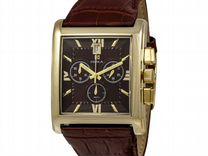Золотые мужские часы Ника