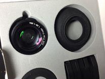 Zoom viewfinder увеличитель видоискателя 1.08-1.60