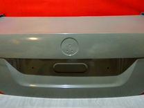 Крышка багажника без отверстия Polo