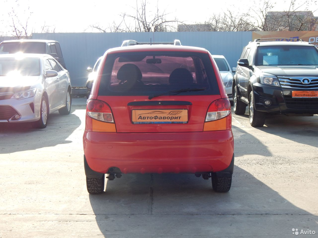 Daewoo Matiz, 2013  89611691114 купить 6