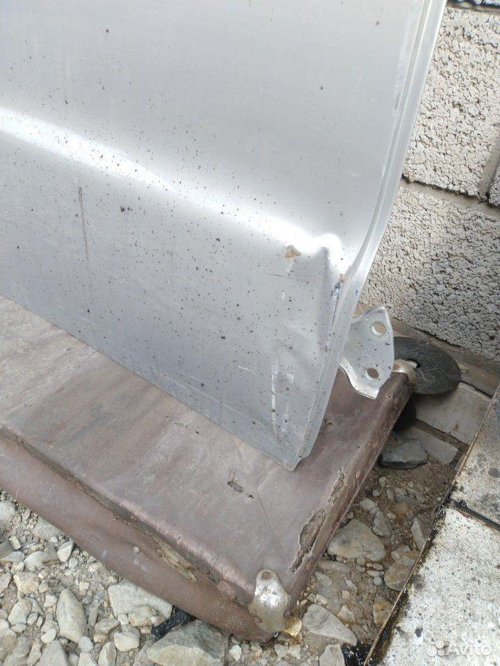 Дверь задняя правая на Ланос lanos с дефектом  89272227007 купить 3