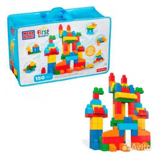 Конструктор крупный Mega bloks  89108585828 купить 1