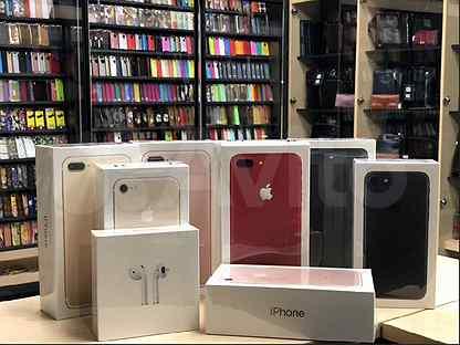 iPhone 6 / 7 / 6S / 8 / 8 Plus / 7 Plus - (Магазин