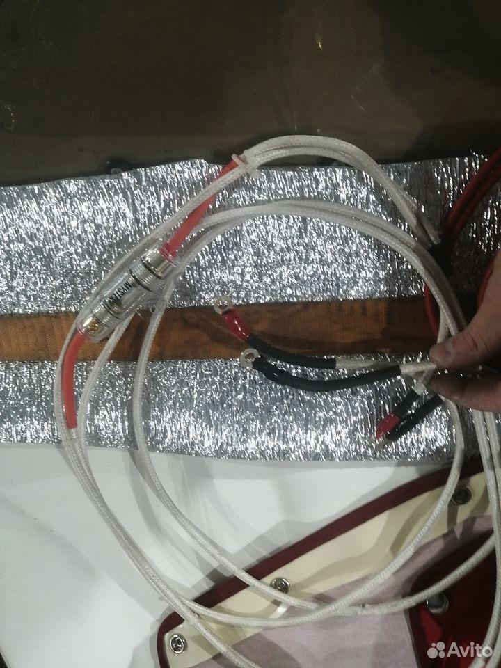 Кабеля силовые и акустичкские для усилителя  89522531823 купить 3