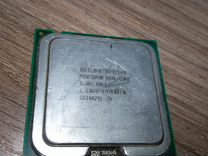Процессор Intel dual Core E2160