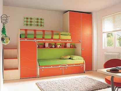 Мебель в детскую стенка