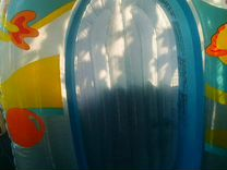 Лодка надувная детская