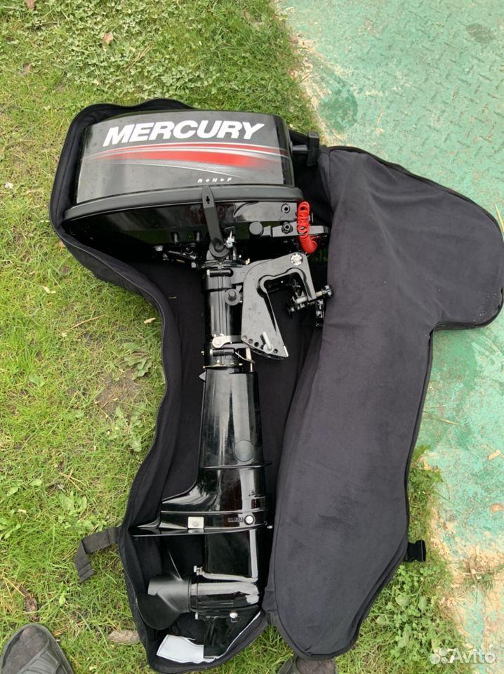 Мотор Mercury 5  89586019318 купить 1