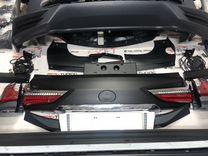 Обвес рестайлинг Lexus LX 2016 + Superior