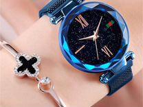 Эксклюзивные женские часы в наборе с браслетами
