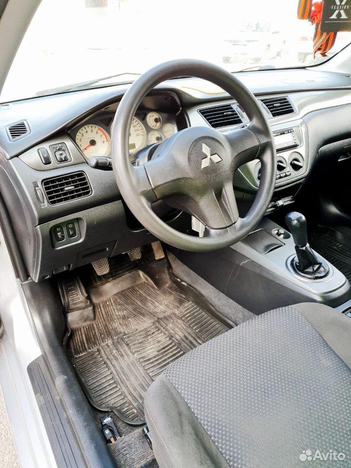 Mitsubishi Lancer, 2006