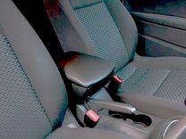 Kia Rio 4 Премиум авто подлокотник