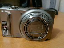 Фотоаппарат Nikon s9100