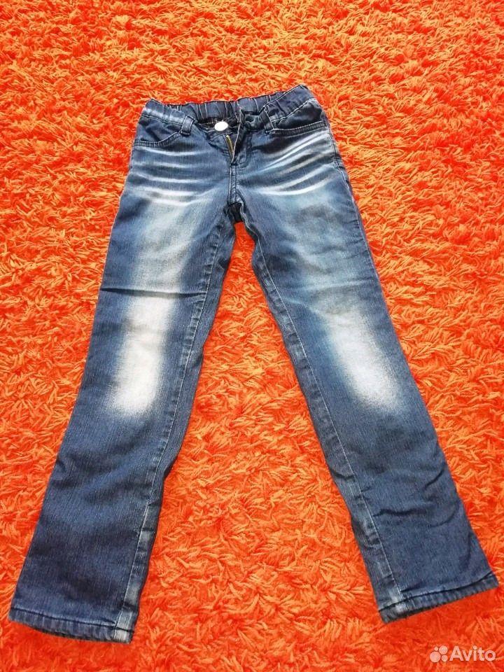 Две пары джинс в хорошем состоянии  89658100354 купить 2