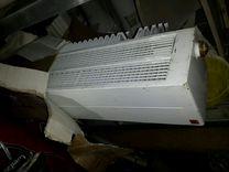 Конвектор напольный К33 h 140, L 1500 мм
