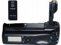 Батарейный блок BG-E6 для Canon 5D mark II — Фототехника в Калуге
