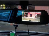 Зеркало-видеорегистратор с камерой заднего вида — Запчасти и аксессуары в Волгограде