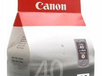 Картридж струйный Canon PG-40