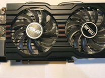 Видеокарта asus GTX660-DC2ocph-2GD5