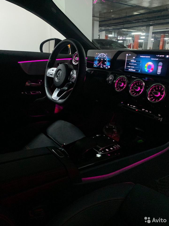 Mercedes-Benz CLA-класс, 2019  89184503218 купить 5