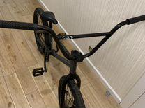 """Детский велосипед от 8 до 14 лет BMX 20"""" 100 wipe"""