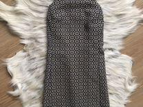 Шеловое платье Pinko с мухой,оригинал