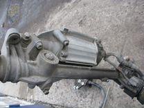 Рейка vw golf 6 э/у серводвигатель