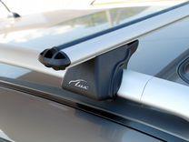 Багажник Lux на крышу для Лада Ларгус Аэро — Запчасти и аксессуары в Краснодаре