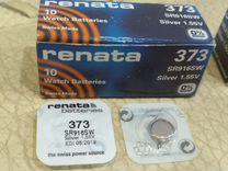Renata 391 sr1120w Silver 1.55V в швейцарск часы