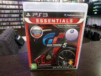 Gran Turismo 5 Б.У. игры PlayStation 3