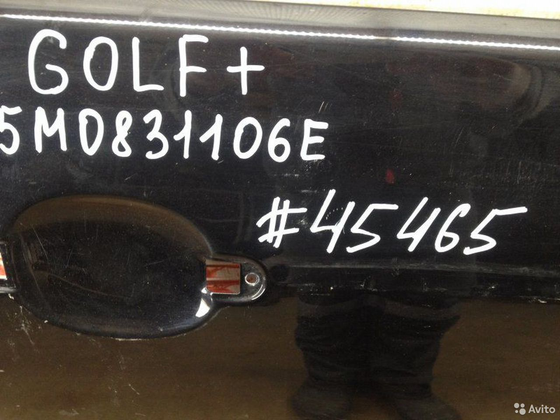 Дверь передняя правая Volkswagen Golf Plus