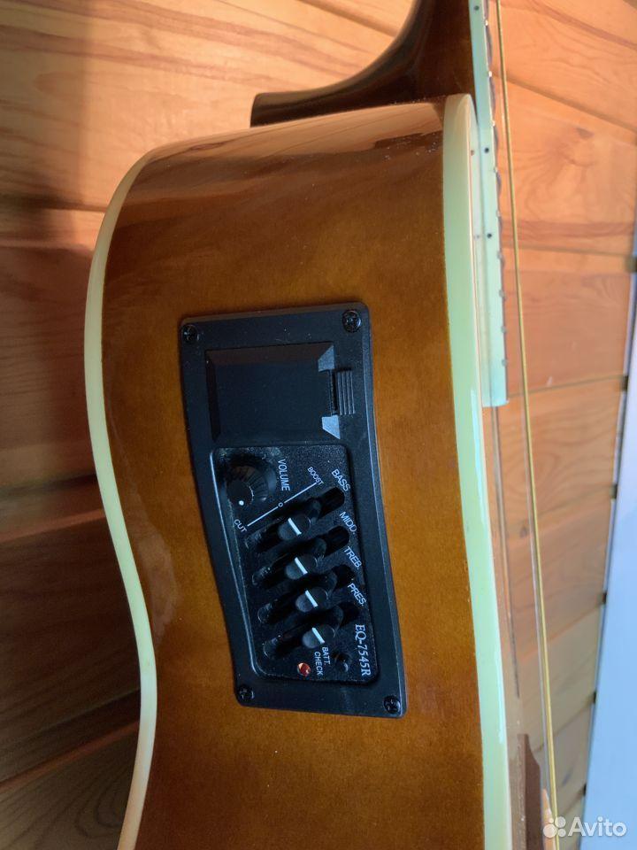 Электроакустическая гитара Chard  89024865089 купить 7