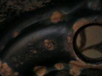 Колесо на вольво 850