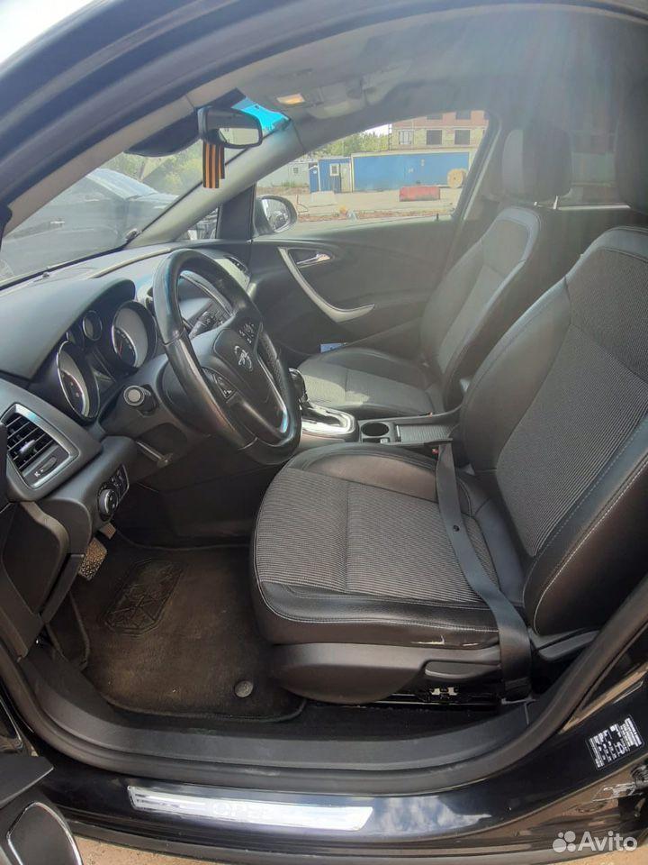 Opel Astra, 2011  89610478404 купить 7