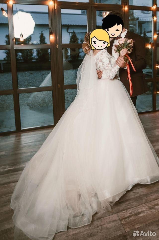 Свадебное платье  89815067629 купить 6