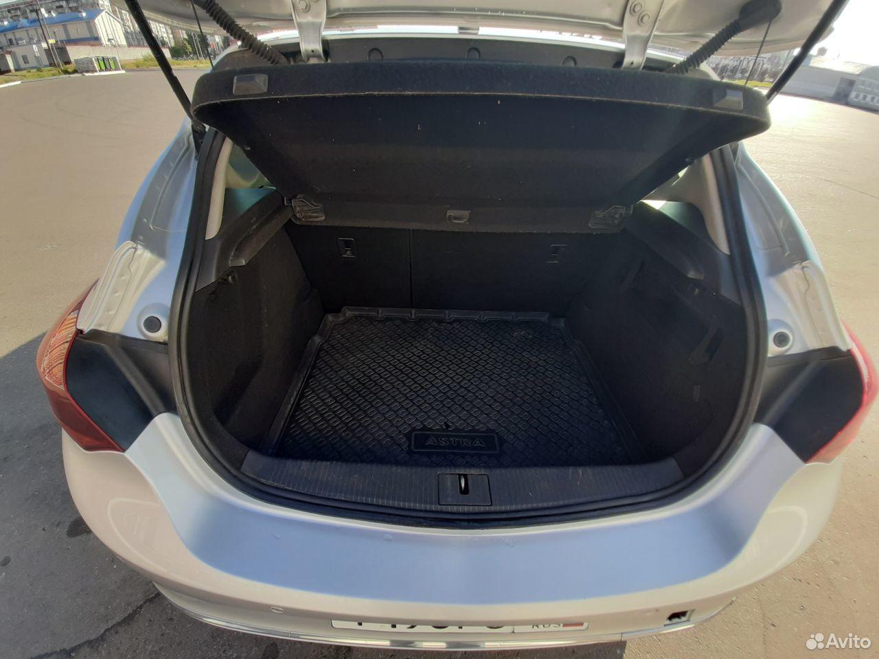 Opel Astra, 2012  89877309141 купить 5