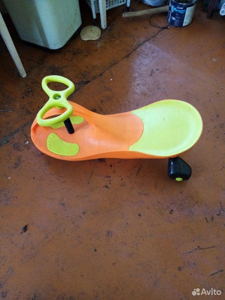 Детская машинка-каталка Bibicar  89200866238 купить 1
