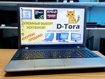 Ноутбук SAMSUNG Мощный A10 Видеокарта 2Gb