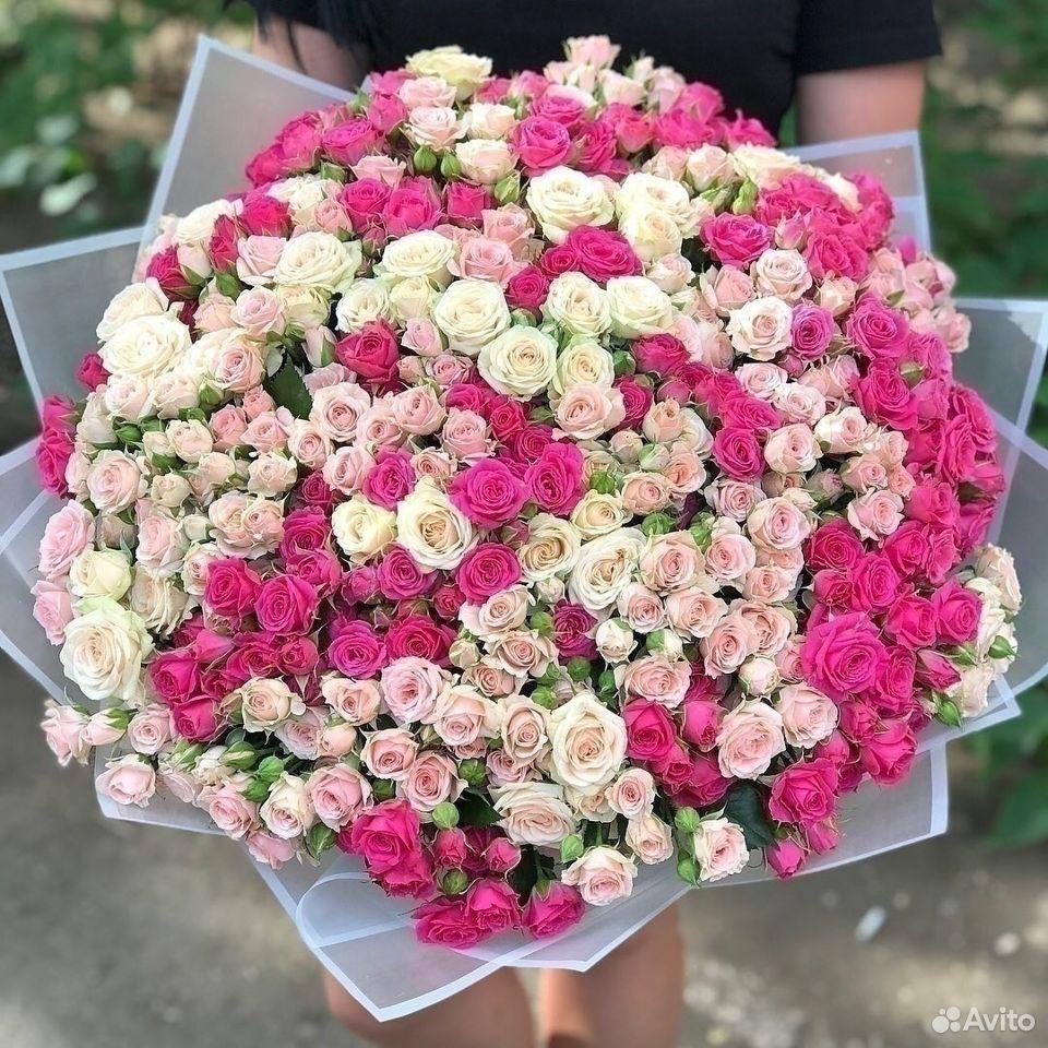 89377906688  Цветы доставка цветов розы кустовые розы