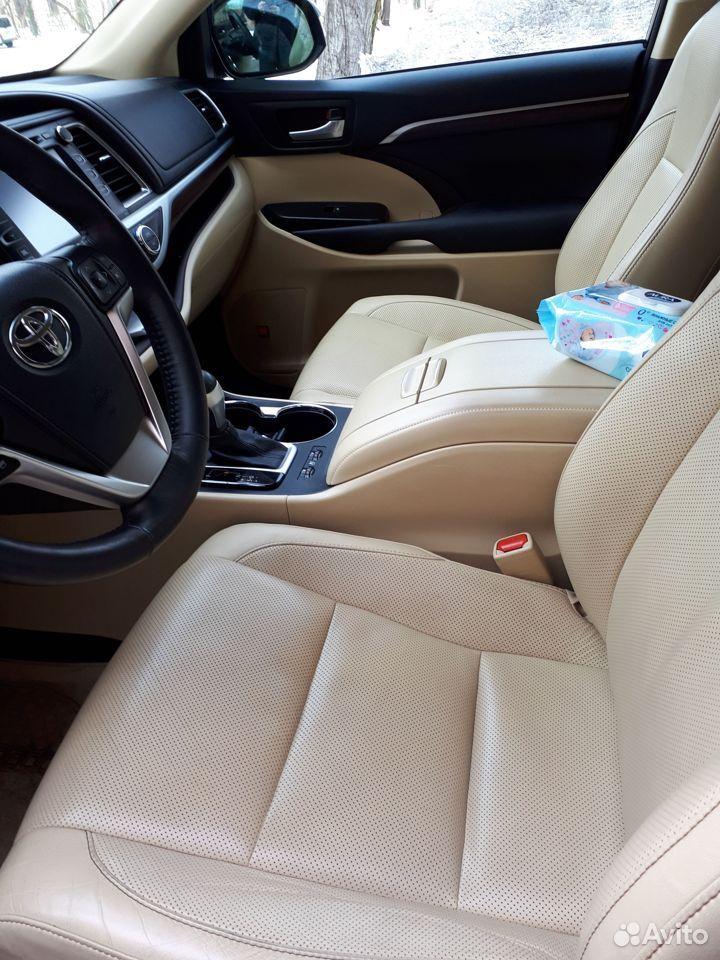 Toyota Highlander, 2014 89638200277 купить 6